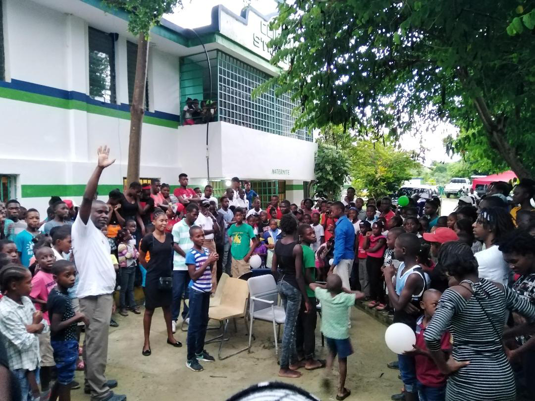 St Joseph Clinic in Haiti Celebrates 12th Year Anniversary