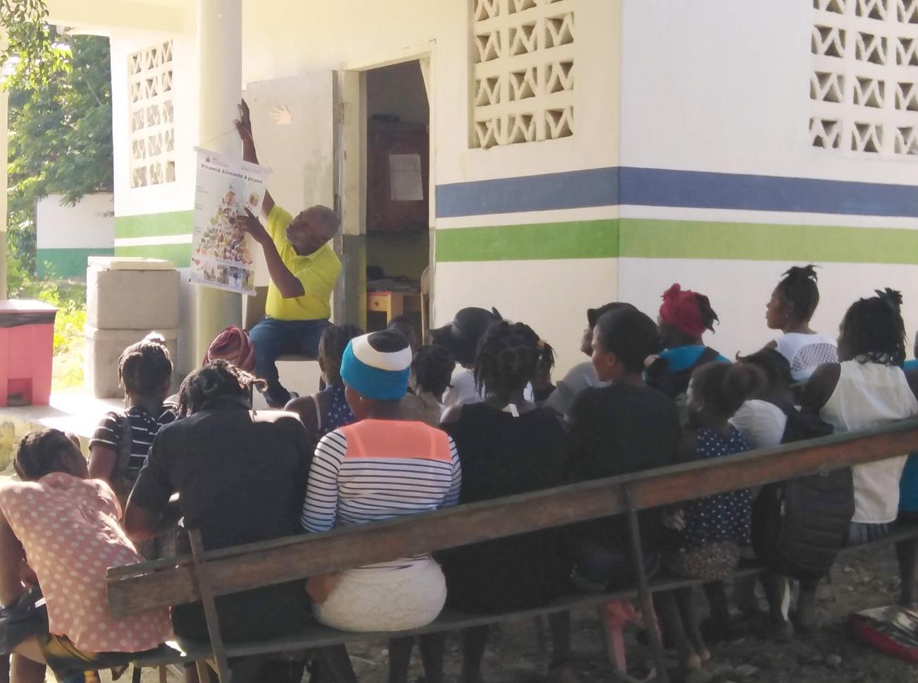 Program Update: Medika Mamba – Treating Childhood Malnutrition in Haiti