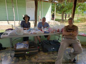 Pharmacy team in Dominican Republic